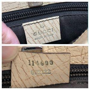 a6c1fe21e92 Gucci Bags - Authentic Gucci GG Monogram Satchel Bag